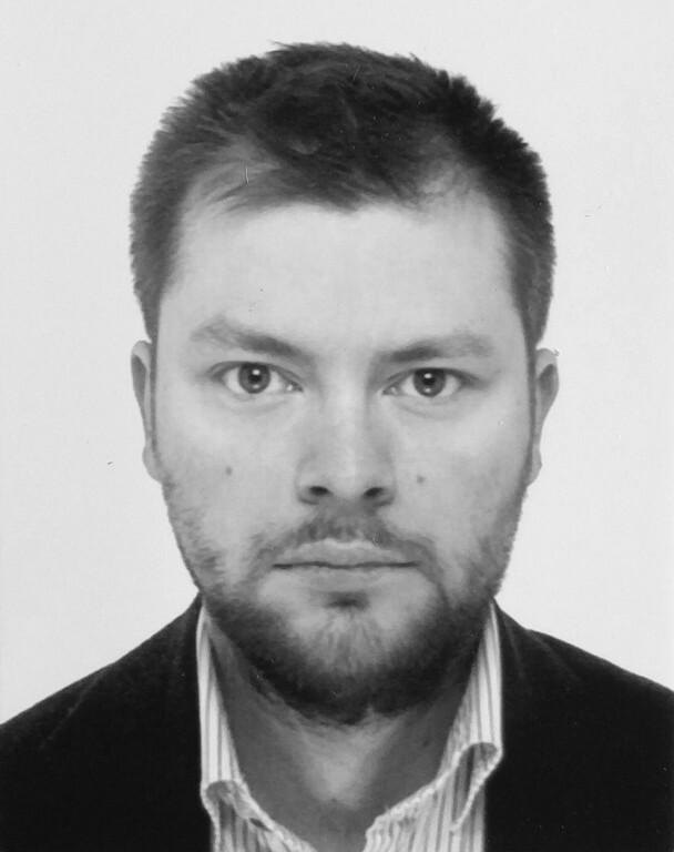 Mark Verheyden zwartwit